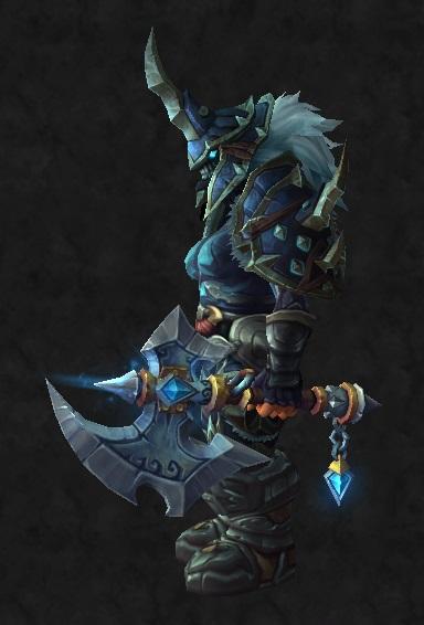 Crafted Malevolent Gladiator S